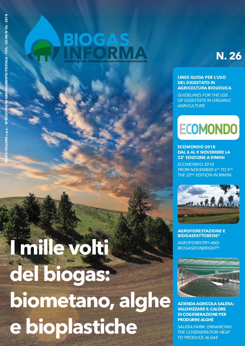 COPERTINA BIogas Informa 26