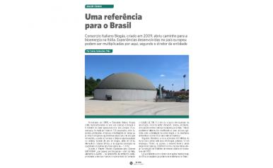 Visita Delegazione Agricoltori Paranà – Articolo Sulla Rivista FAEP Boletim Informativo
