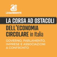"""Gattoni Al Convegno Di Legambiente """"La Corsa Ad Ostacoli Dell'economia Circolare"""""""