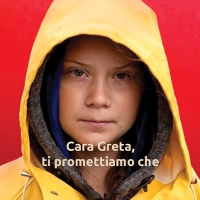 Strike For Future | Lettera A Greta Thunberg