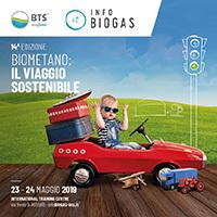 14^ Edizione Di InfoBIOGAS | Richiedi Le Slide