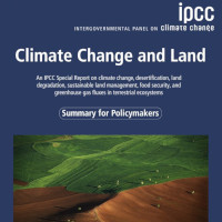 Special Report IPCC Climate Change And Land