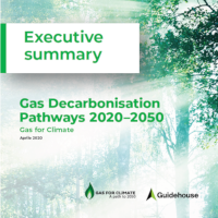 GAS FOR CLIMATE – DISPONIBILE L'EXECUTIVE SUMMARY IN ITALIANO