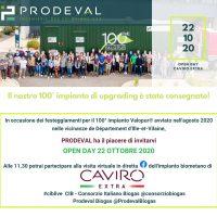 Segui L'Open Day Virtuale Caviro Extra – Prodeval. In Diretta Su CIB Live.