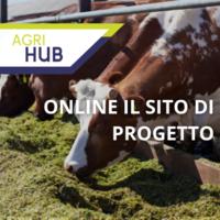 AGRIHUB: Online Il Sito Di Progetto